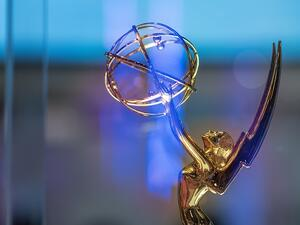 emmy award close up
