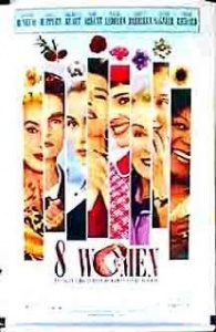 Cover of the movie 8 Women