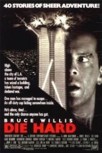 Poster of the Bruce Willis movie Die Hard