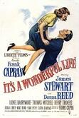 Cover of the classic movie from Frank Capra Its a wonderfull life