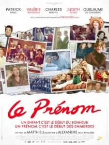Poster of the french movie Le Prénom