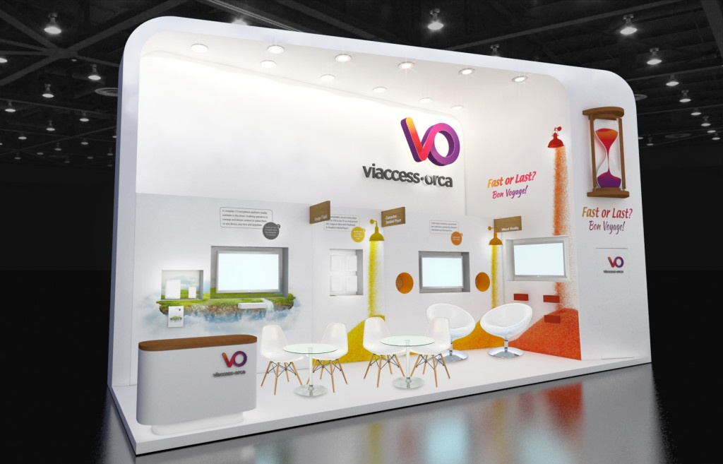 MWC booth 2016