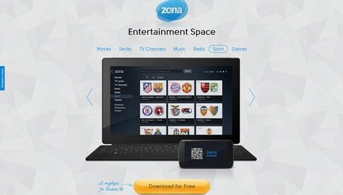 Zona Entertainment Space