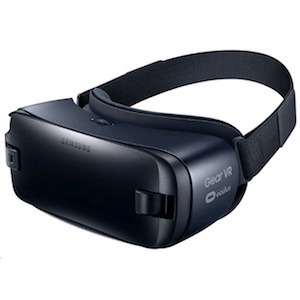 VR Streaming - Samsung Gear VR
