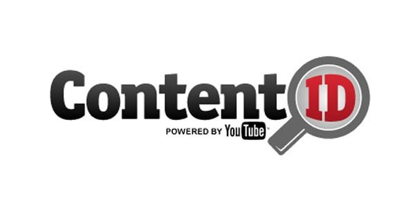 Content ID logo for video piracy
