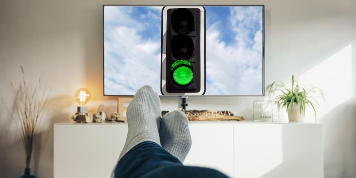 multidrm smart tv nologo