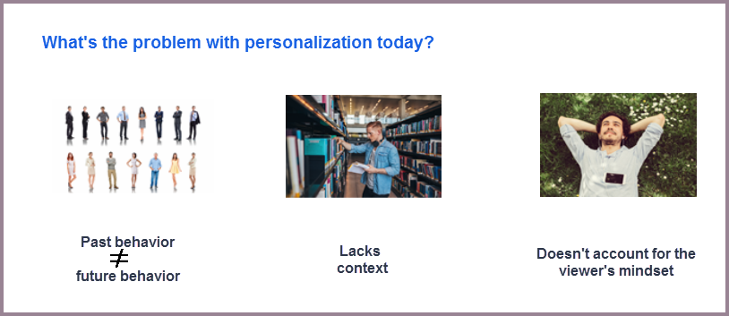 Personalization whats wrong 1
