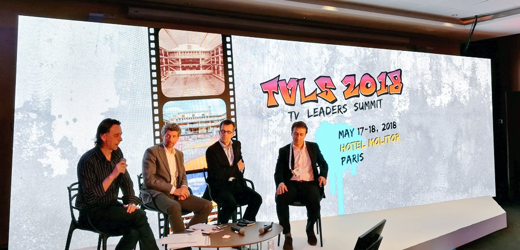 TVLS addressable TV