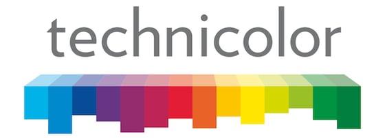 Technicolor logo wide