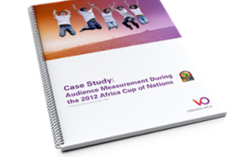 Audience Measurement During 2012 Africa Cup of Nations