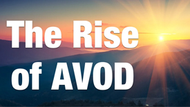 the rise of avod