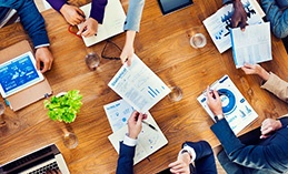 Applying Online Marketing to TV Business Analytics