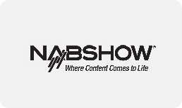 2018 NAB Show Exhibitor Preview, April 9-12 Las Vegas French Pavilion, Booth SU4517