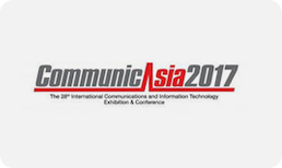 CommunicAsia2017 Exhibitor Preview