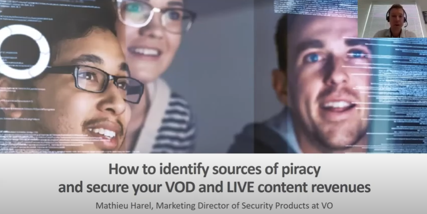 How to Identify Sources of Piracy and Secure your VOD and LIVE Content Revenues