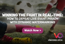 How to defeat live event piracy with Dynamic Watermarking