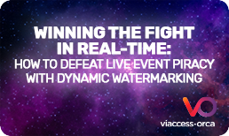 Virtual Panel: Winning the fight in realtime: how to defeat live event piracy with dynamic watermarking