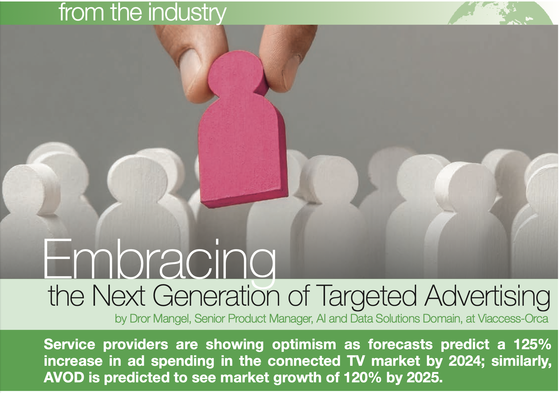June 2021: Embracing the Next Generation of Targeted Advertising